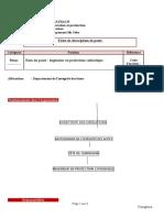 Job description-Cathodic protection Engineer  FR