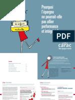 PRESENTATION DE LA MUTUELLE CARAC
