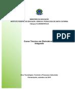 ppc cti eletrotecnica 2015 - IFSC