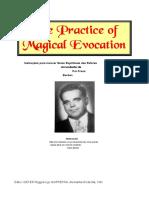 A Pratica da Evocao Magica - Franz Bardon.pdf