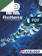 Catálogo de Lançamentos - Roltens®