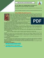 EDUCACIÓN RELIGIOSA-RETROALIMENTACIÓN-OBRAS DE MISERICORDIA-FRANKO MENDOZA SUELDO