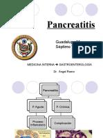 Pancreatitis (Christian Palacios )