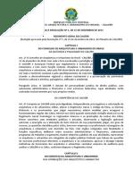 Res 1 CAU Br(Regimento)Anexo