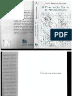 A Construção Social da Masculinidade by Pedro Paulo de Oliveira (z-lib.org)