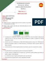 PRÁCTICA 7 cristalizacion