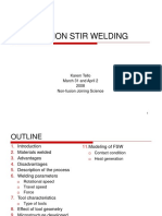 5. Friction Stir Welding