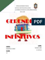 GERUNDIOS E INFINITIVOS COMO SUJETOS Y OBJETO1