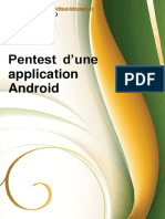 Pentest d une application Android