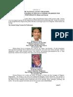 Lesson 16 - National Living Treasures (Gawad Sa Manlilikha) Awardees for Performance (Music and Dance)