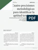 Dialnet-CuatroPrecisionesMetodologicasParaIdentificarLaApt-3392329