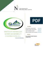 Servicios Generales Quishuar SA