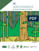 2015 - Manual Restauração Ecológica BA