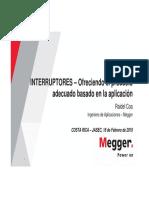 Ofreciendo el producto adecuado basado en la aplicación (19-V1)