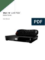 WDTV Live Hub Media Ctr User Manual