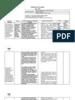 Planificacioìn de Ciencias 5°, I,II,III,IV Unidad 2020