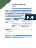 HGE - Planificación Unidad 5 - 5to Grado (1)