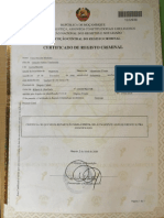 Criminal Register