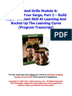 08 - Reviewing Your Sarge- Part 2.pdf