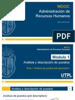 Tema 1 Descripción y análisis de puestos (presentación de PowerPoint).pptx