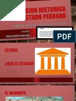 EVOLUCION HISTORICA DEL ESTADO PERUANO 999
