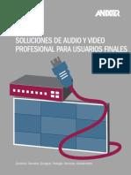 anixter-brochure-pro-av-solutions-brochure-end-user-cala-2019-ESP