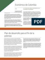 Diagnóstico Económico de Colombia