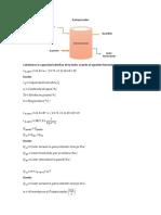 Calculos Pasteurizacion