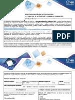 Guía de actividades y rubrica de evaluación. Fase 1 Identificar la evolución de la logística y cadenas de Suministro(1)