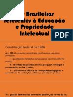 Leis Brasileiras e educação
