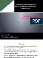 009 Población y Muestra