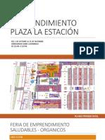 FERIA - PLAZA LA ESTACIÓN OCT-DIC 2019 - PRESENTACION OK