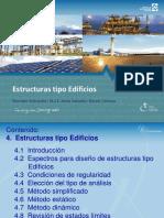 04 Estructuras Edificios y Parametros sismicos