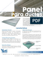 FT Panel Ductos