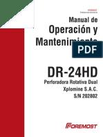 PERFORADORA DR24.pdf