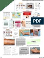 mapa feridas tratamento evolução – Página 1