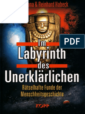 156340222 Dona Klaus u Habeck Reinhard Im Labyrinth des