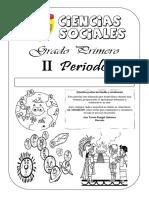 1. SOCIALES GRADO PRIMERO II PERIODO