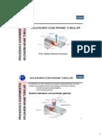Processo GMAW - FCAW - Parte 2 - gradua%E7%E3o