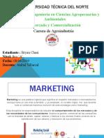 mercado y comercializacion ppt