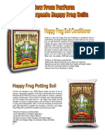 Happy Frog Soils