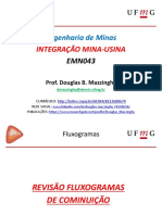M2M-Fluxogramas