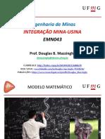 M2M-Modelamento Matematico