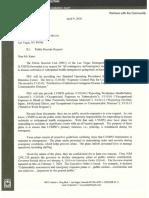 LVMPD records denial