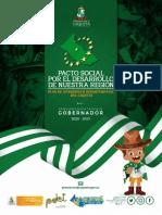 PLAN DE DESARROLLO DEPARTAMENTAL 2020-2023