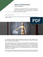 Artículo_ Las Noticias Falsas y la Democracia.pdf