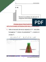 Práctica 7 integrales