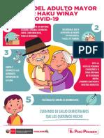 2. Cuidado del Adulto Mayor ante el COVID - 19