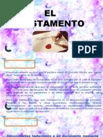 EL TESTAMENTO EXPOSICIÓN 12