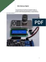 exemplo sensor de peso hx711